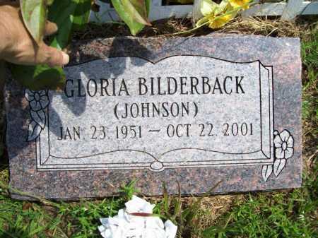 BILDERBACK, GLORIA - Madison County, Arkansas | GLORIA BILDERBACK - Arkansas Gravestone Photos