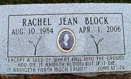 BLOCK, RACHEL JEAN - Madison County, Arkansas | RACHEL JEAN BLOCK - Arkansas Gravestone Photos