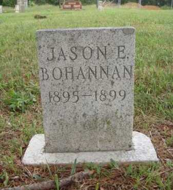 BOHANNAN, JASON E. - Madison County, Arkansas   JASON E. BOHANNAN - Arkansas Gravestone Photos