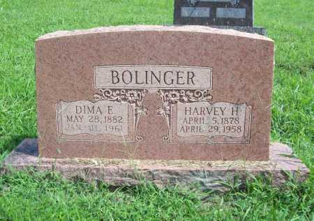 BOLINGER, DIMA E. - Madison County, Arkansas | DIMA E. BOLINGER - Arkansas Gravestone Photos