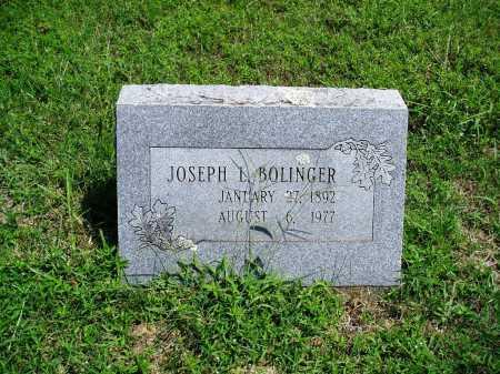BOLINGER, JOSEPH L. - Madison County, Arkansas   JOSEPH L. BOLINGER - Arkansas Gravestone Photos