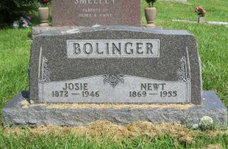 BOLINGER, JOSIE - Madison County, Arkansas | JOSIE BOLINGER - Arkansas Gravestone Photos