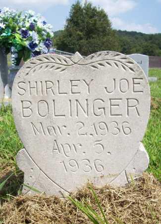 BOLINGER, SHIRLEY JOE - Madison County, Arkansas   SHIRLEY JOE BOLINGER - Arkansas Gravestone Photos