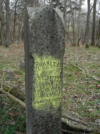 BOTTOM(S), CHARLES - Madison County, Arkansas   CHARLES BOTTOM(S) - Arkansas Gravestone Photos