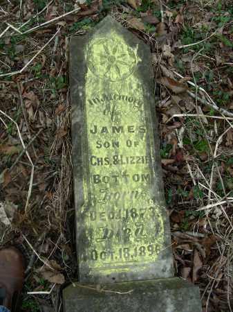 BOTTOM(S), JAMES - Madison County, Arkansas   JAMES BOTTOM(S) - Arkansas Gravestone Photos