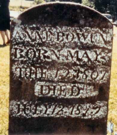 KESNER BOWEN, ANNE - Madison County, Arkansas | ANNE KESNER BOWEN - Arkansas Gravestone Photos