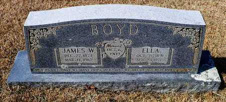 BOYD, JAMES W. - Madison County, Arkansas | JAMES W. BOYD - Arkansas Gravestone Photos