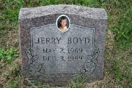 BOYD, JERRY - Madison County, Arkansas   JERRY BOYD - Arkansas Gravestone Photos