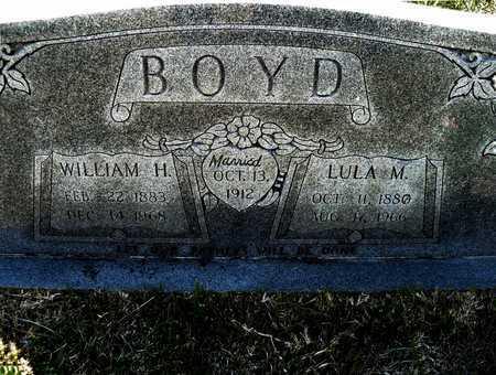BOYD, WILLIAM H. - Madison County, Arkansas | WILLIAM H. BOYD - Arkansas Gravestone Photos