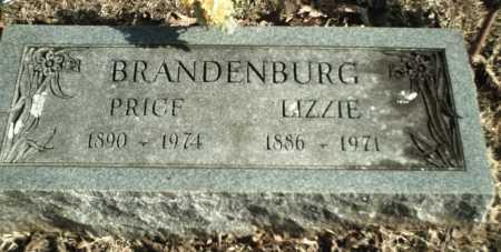 BRANDENBURG, PRICE - Madison County, Arkansas | PRICE BRANDENBURG - Arkansas Gravestone Photos
