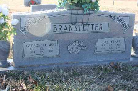BRANSTETTER, GEORGE LEUGENE - Madison County, Arkansas | GEORGE LEUGENE BRANSTETTER - Arkansas Gravestone Photos