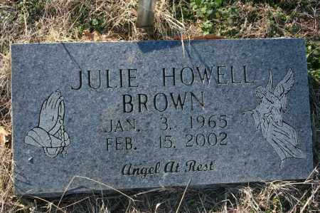 BROWN, JULIE ANN - Madison County, Arkansas | JULIE ANN BROWN - Arkansas Gravestone Photos
