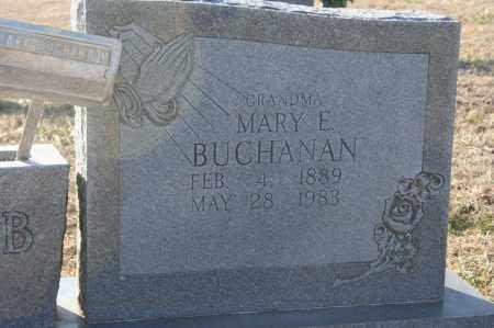 BUCHANAN, MARY E. - Madison County, Arkansas | MARY E. BUCHANAN - Arkansas Gravestone Photos
