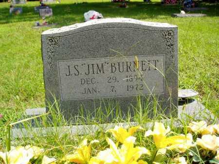 "BURNETT, JAMES SHERMAN ""JIM"" - Madison County, Arkansas | JAMES SHERMAN ""JIM"" BURNETT - Arkansas Gravestone Photos"