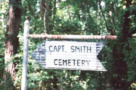 *CAPTAIN SMITH  CEMETERY,  - Madison County, Arkansas |  *CAPTAIN SMITH  CEMETERY - Arkansas Gravestone Photos