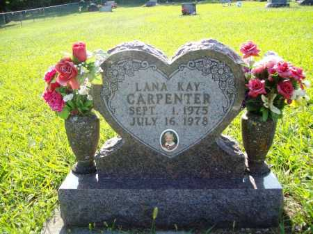 CARPENTER, LANA KAY - Madison County, Arkansas | LANA KAY CARPENTER - Arkansas Gravestone Photos