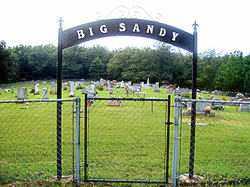 *BIG SANDY CEMETERY,  - Madison County, Arkansas |  *BIG SANDY CEMETERY - Arkansas Gravestone Photos