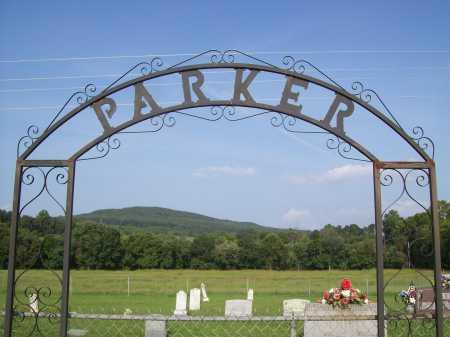 *PARKER-BOYDSTUN CEMETERY GATE,  - Madison County, Arkansas |  *PARKER-BOYDSTUN CEMETERY GATE - Arkansas Gravestone Photos