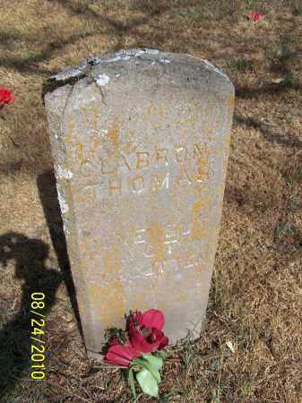 THOMAS, JOSEPH CLABORN - Madison County, Arkansas | JOSEPH CLABORN THOMAS - Arkansas Gravestone Photos