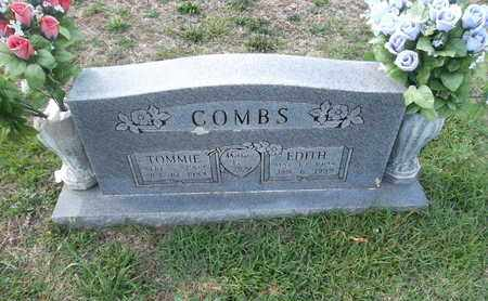 COMBS, TOMMIE - Madison County, Arkansas | TOMMIE COMBS - Arkansas Gravestone Photos