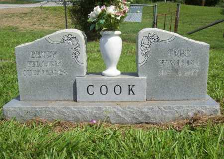 COOK, BETSY - Madison County, Arkansas   BETSY COOK - Arkansas Gravestone Photos