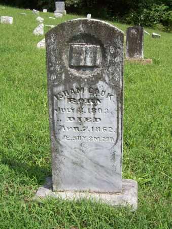 COOK, ISHAM - Madison County, Arkansas | ISHAM COOK - Arkansas Gravestone Photos