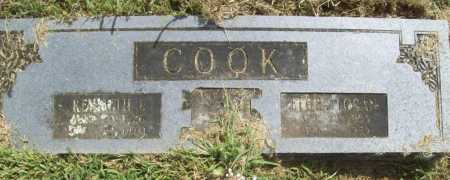 COOK, KENNETH J. - Madison County, Arkansas | KENNETH J. COOK - Arkansas Gravestone Photos