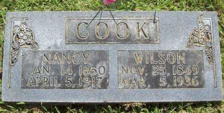 COOK, NANCY - Madison County, Arkansas | NANCY COOK - Arkansas Gravestone Photos