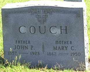 COUCH, JOHN PRESTON - Madison County, Arkansas | JOHN PRESTON COUCH - Arkansas Gravestone Photos