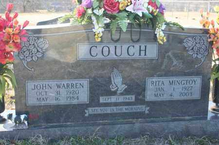 COUCH, JOHN WARREN - Madison County, Arkansas | JOHN WARREN COUCH - Arkansas Gravestone Photos