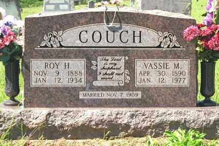 WHITMIRE COUCH, VASSIE M. - Madison County, Arkansas | VASSIE M. WHITMIRE COUCH - Arkansas Gravestone Photos