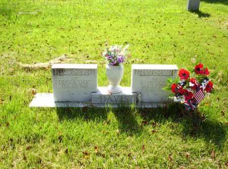 "DAVIS, LOYD PAUL ""DOE"" - Madison County, Arkansas | LOYD PAUL ""DOE"" DAVIS - Arkansas Gravestone Photos"