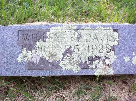 DAVIS, WILLEY KELLEY - Madison County, Arkansas | WILLEY KELLEY DAVIS - Arkansas Gravestone Photos