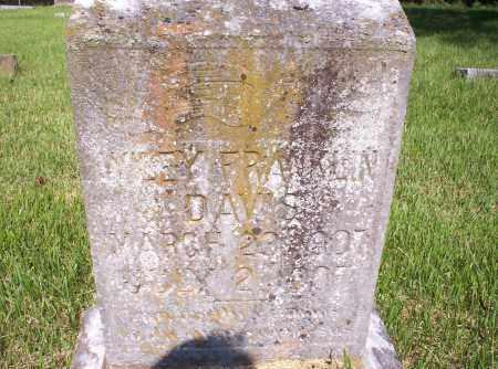 DAVIS, WILEY FRANKLIN - Madison County, Arkansas | WILEY FRANKLIN DAVIS - Arkansas Gravestone Photos