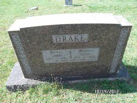 DRAKE, JAKE - Madison County, Arkansas | JAKE DRAKE - Arkansas Gravestone Photos