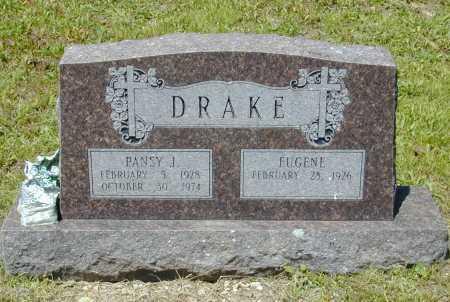 MCCHRISTIAN DRAKE, PANSY JEWELL - Madison County, Arkansas | PANSY JEWELL MCCHRISTIAN DRAKE - Arkansas Gravestone Photos