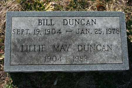 DUNCAN, BILL - Madison County, Arkansas | BILL DUNCAN - Arkansas Gravestone Photos