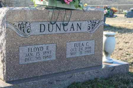 DUNCAN, FLOYD F. - Madison County, Arkansas | FLOYD F. DUNCAN - Arkansas Gravestone Photos