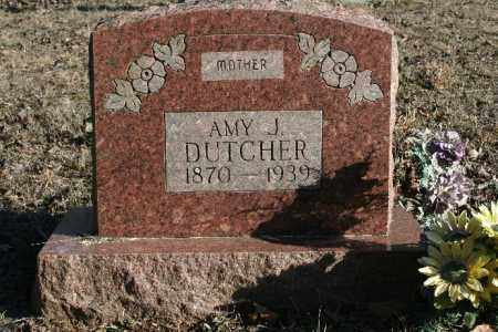 DUTCHER, AMY JANE - Madison County, Arkansas | AMY JANE DUTCHER - Arkansas Gravestone Photos