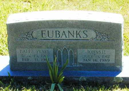 EUBANKS, HATTIE PEARL - Madison County, Arkansas | HATTIE PEARL EUBANKS - Arkansas Gravestone Photos