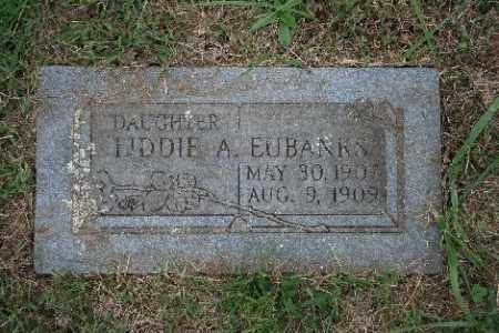 EUBANKS, LIDDIE A. - Madison County, Arkansas | LIDDIE A. EUBANKS - Arkansas Gravestone Photos