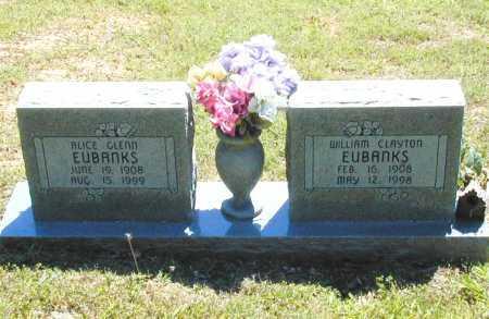 EUBANKS, DORA ALICE - Madison County, Arkansas   DORA ALICE EUBANKS - Arkansas Gravestone Photos