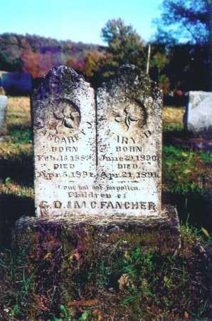 FANCHER, MARGARET J. - Madison County, Arkansas | MARGARET J. FANCHER - Arkansas Gravestone Photos