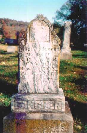 FANCHER HULBERT, PARLEE - Madison County, Arkansas   PARLEE FANCHER HULBERT - Arkansas Gravestone Photos