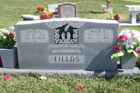 "FIELDS, LENA ELIZABETH ""LIZZIE"" - Madison County, Arkansas 