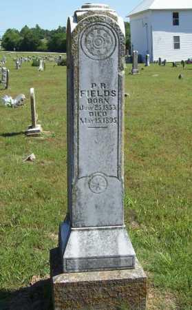 FIELDS, PRESLEY R. - Madison County, Arkansas   PRESLEY R. FIELDS - Arkansas Gravestone Photos