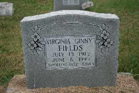 "FIELDS, VIRGINIA ""GINNY"" - Madison County, Arkansas   VIRGINIA ""GINNY"" FIELDS - Arkansas Gravestone Photos"