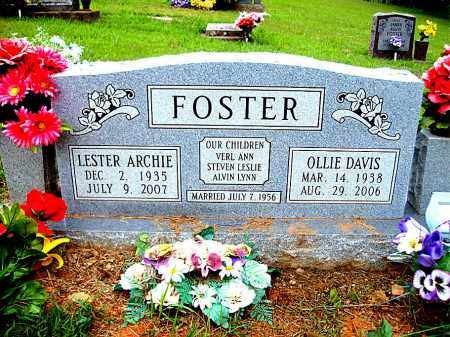FOSTER, OLLIE - Madison County, Arkansas | OLLIE FOSTER - Arkansas Gravestone Photos