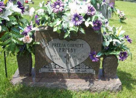 FRISBY, FREEDA - Madison County, Arkansas | FREEDA FRISBY - Arkansas Gravestone Photos