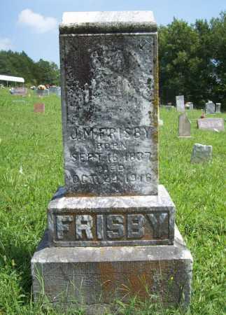 FRISBY, J. M. - Madison County, Arkansas   J. M. FRISBY - Arkansas Gravestone Photos